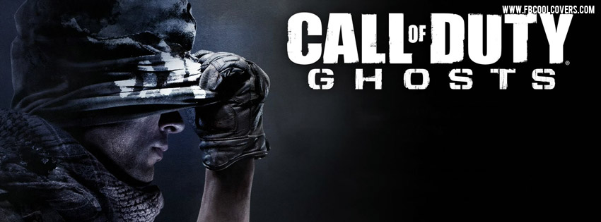 Call Of Duty Ghosts Games Fb Covers Games Timeline Covers